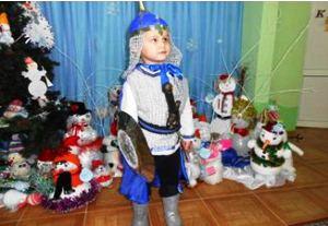 детские новогодние костюмы для мальчиков своими руками