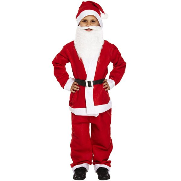 Костюм Деда Мороза фото 2