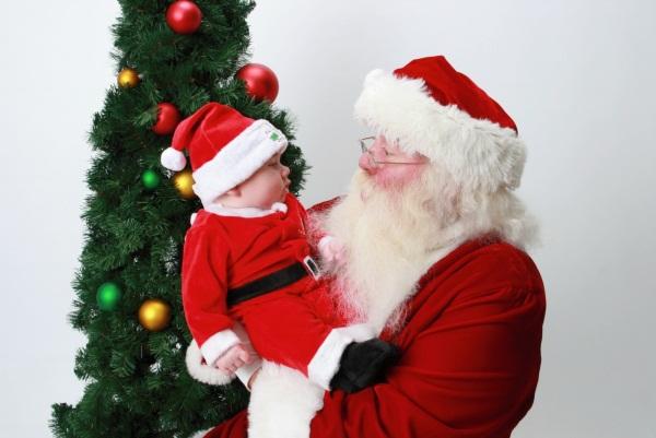 Костюм Деда Мороза фото 3