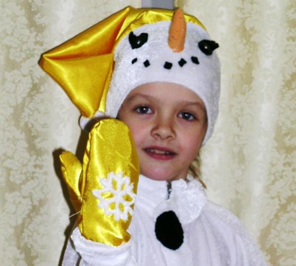 костюм снеговика фото 5