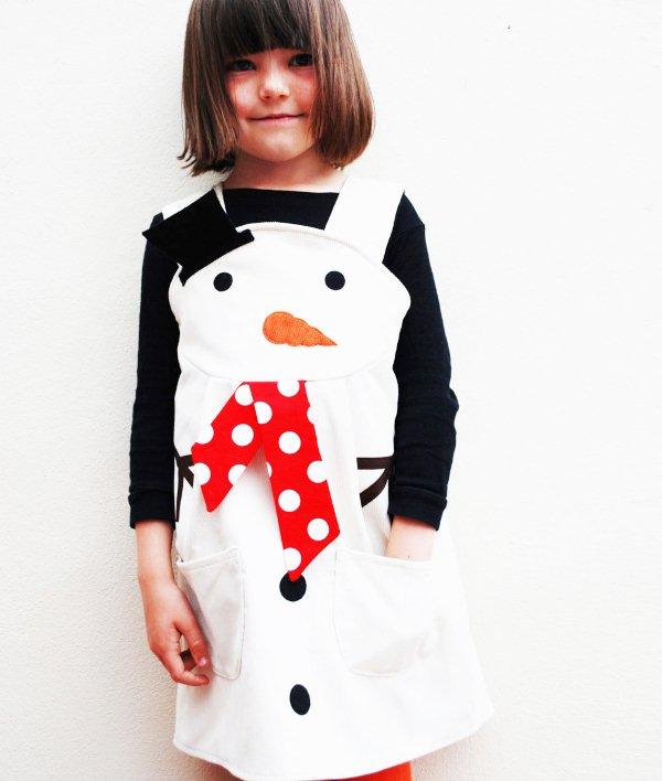 костюм снеговика фото 7