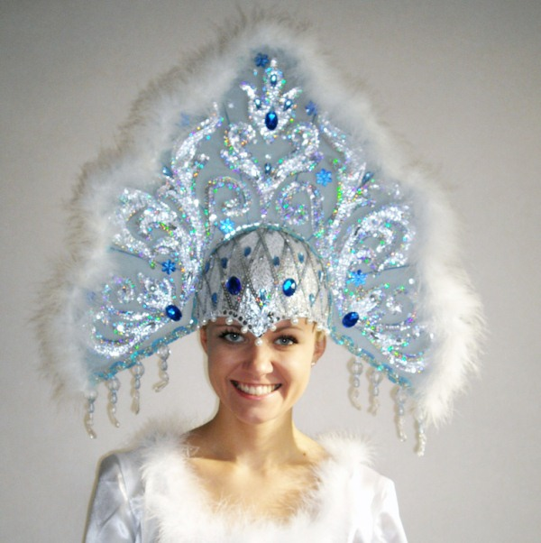 костюм снегурочки для взрослых фото 8
