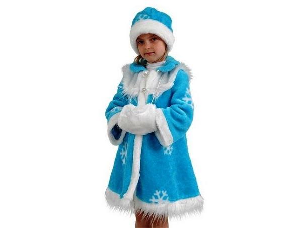 костюм снегурочки фото 9