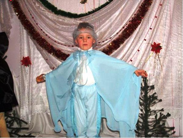 Костюм на Новый год для мальчика фото