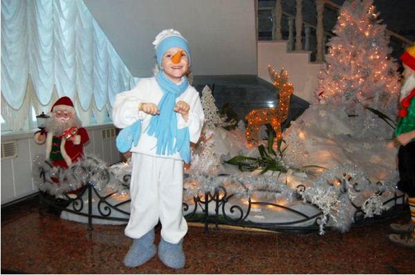 Костюмы новогодние для детей фото