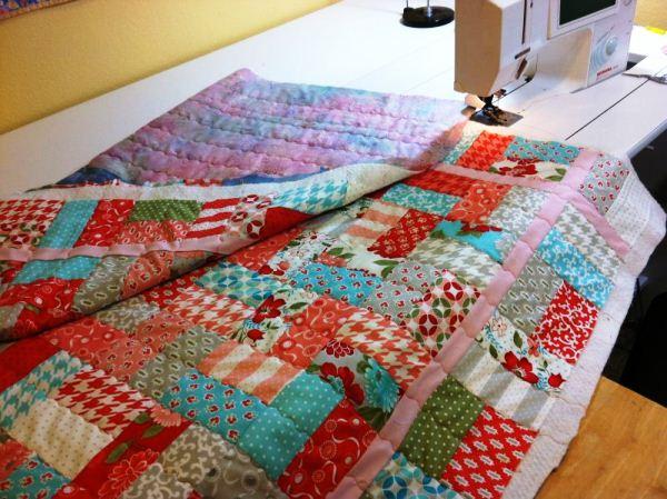 лоскутное одеяло фото 5