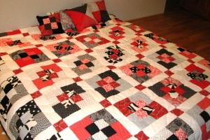 лоскутное одеяло мастер класс для начинающих