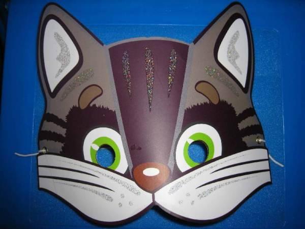 маски из бумаги фото 12