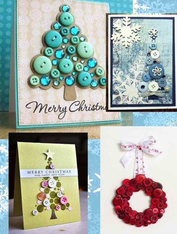 красивые новогодние открытки фото