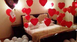 романтичный подарок для девушки