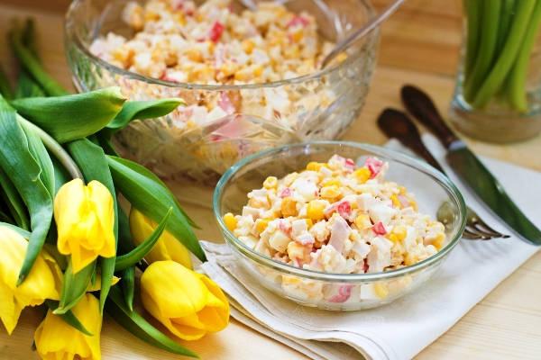 топ лучших салатов рецепты с фото
