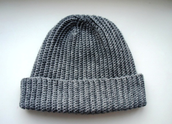 мужская шапка бини фото