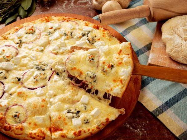 Самая красивая пицца фото