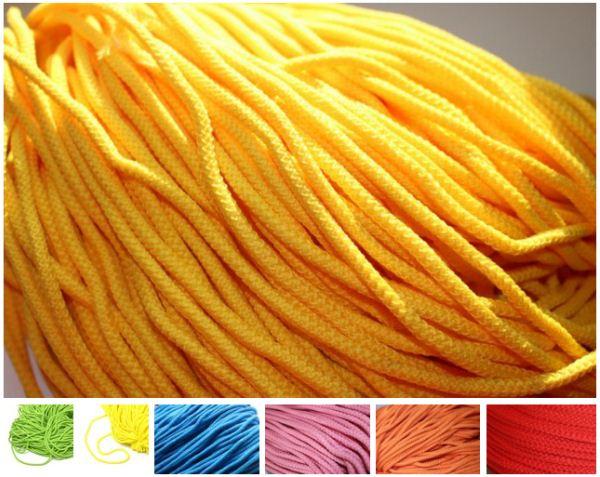 полиэфирные шнуры для вязания ковров