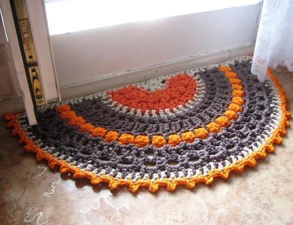 ковры из шнура фото 7
