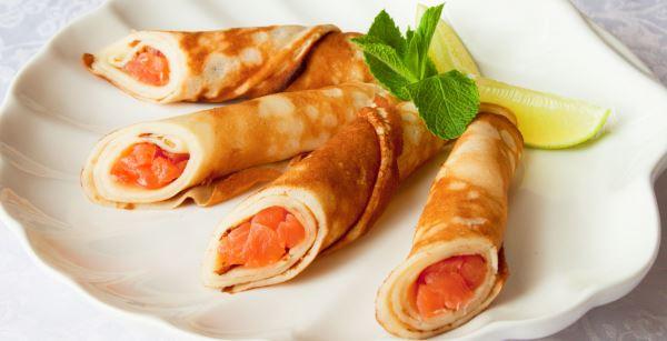 Вкусные начинки для блинов рецепты с фото