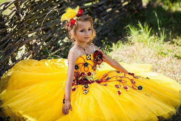 платья на выпускной фото 13
