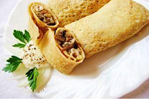 простые и вкусные начинки для блинов рецепты с фото