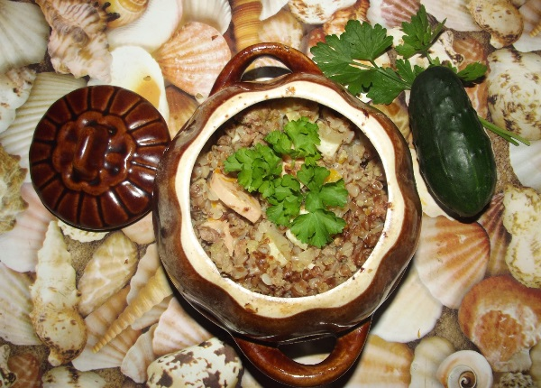 блюда в горшочках фото 3