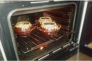 блюда в горшочках в духовке рецепты с фото