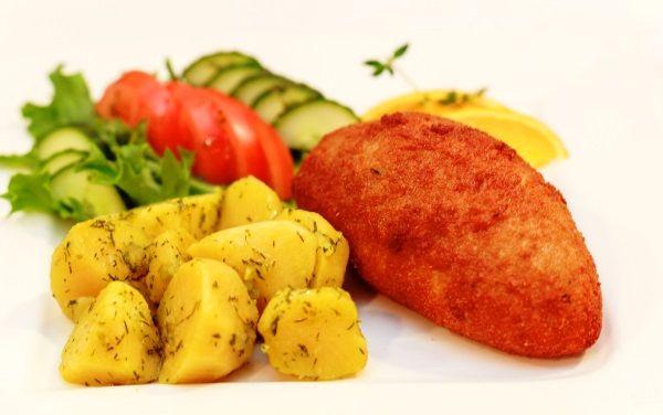 Котлеты по-киевски классический рецепт с фото
