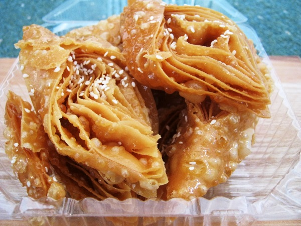 Пахлава медовая крымская рецепт с фото