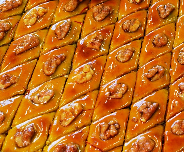 Пахлава азербайджанская рецепт с фото