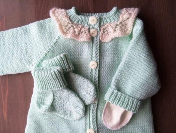 костюм для новорожденного фото 6
