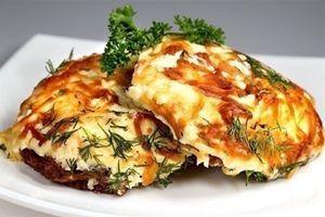 мясо по французски в духовке рецепты с фото с картошкой