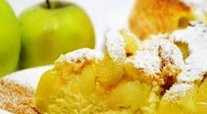 как испечь шарлотку с яблоками в духовке пошаговые рецепты