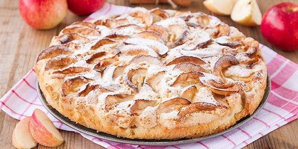 шарлотка с яблоками рецепт с фото 2