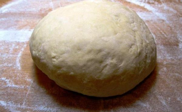 Тесто для мантов рецепт классический с фото