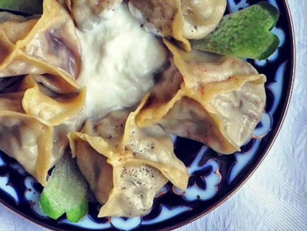 Манты узбекские рецепт приготовления с фото