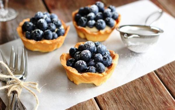 Сладкие тарталетки с начинкой: рецепты с фото, самые вкусные