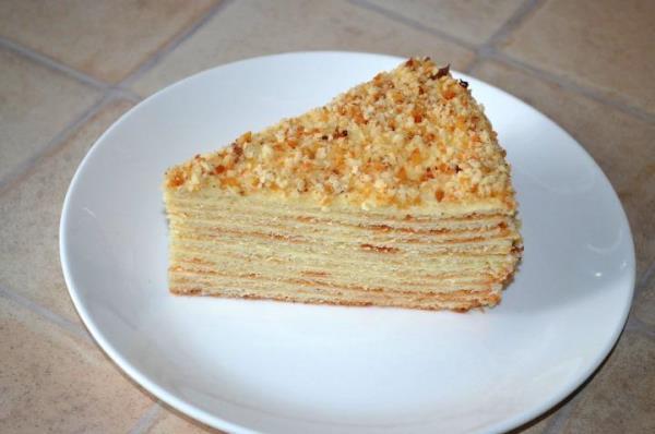 Торт Наполеон фото 11