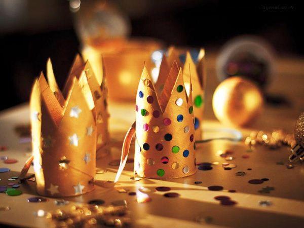 корона из бумаги своими руками фото 2