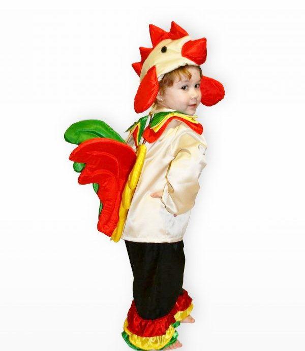 новогодние костюмы петуха для мальчиков фото