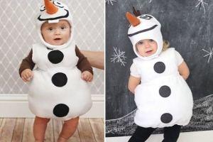 костюм снеговика для мальчика своими руками на новый год