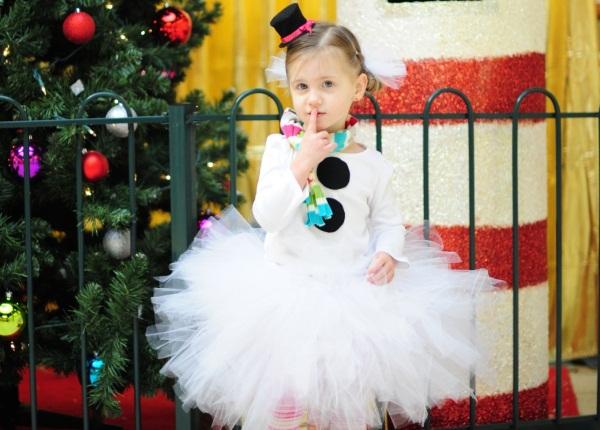 костюм снеговика фото 4