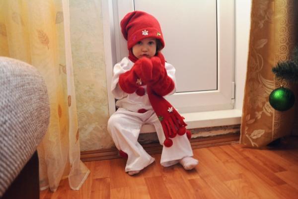 костюм снеговика фото 8