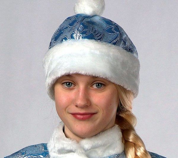 костюм снегурочки для взрослых фото 9