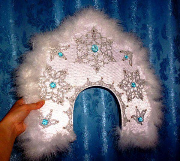 костюм снегурочки фото 13