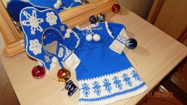 костюм снегурочки фото 7