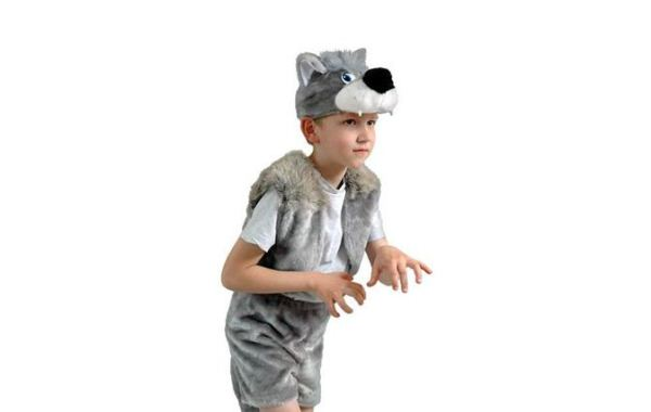 костюм волка фото