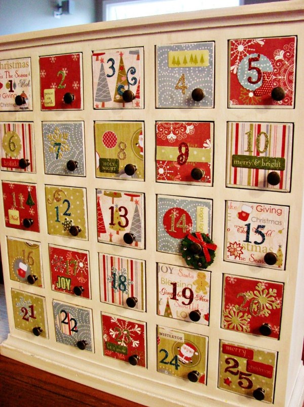 новогодний адвент календарь фото 10