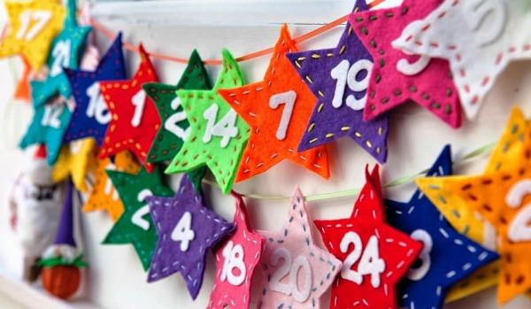новогодний адвент календарь фото 12