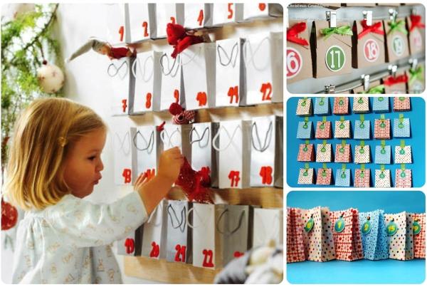новогодний адвент календарь фото 5