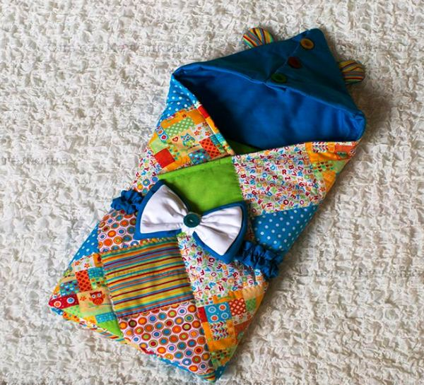 лоскутное одеяло для малыша своими руками фото