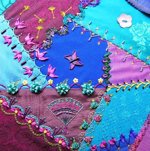 лоскутное одеяло фото 6