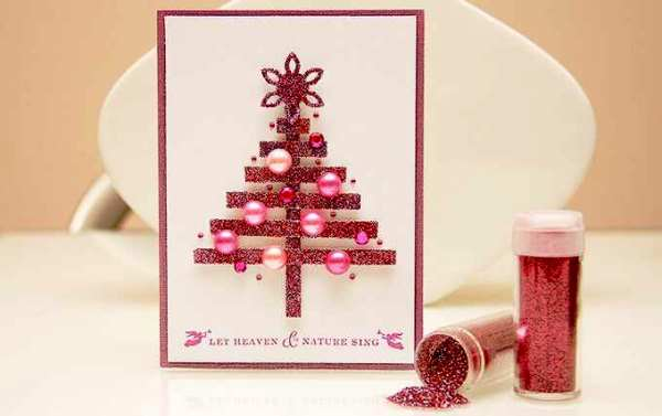 открытки на новый год своими руками фото 1